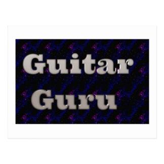 Guitarra Guru Postal
