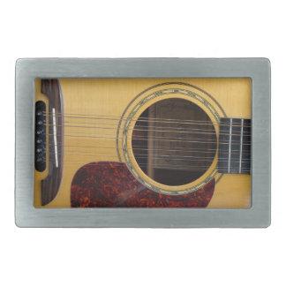 Guitarra - hebilla del cinturón hebillas cinturon rectangulares