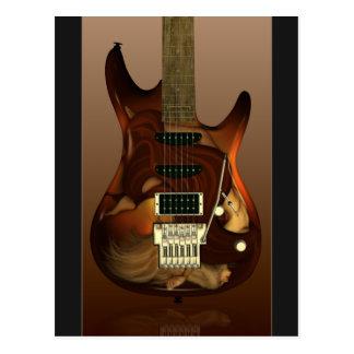 Guitarra ideal - postales de la tolerancia