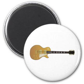 Guitarra Imán Redondo 5 Cm
