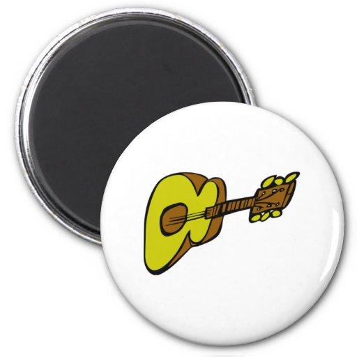 Guitarra Imanes
