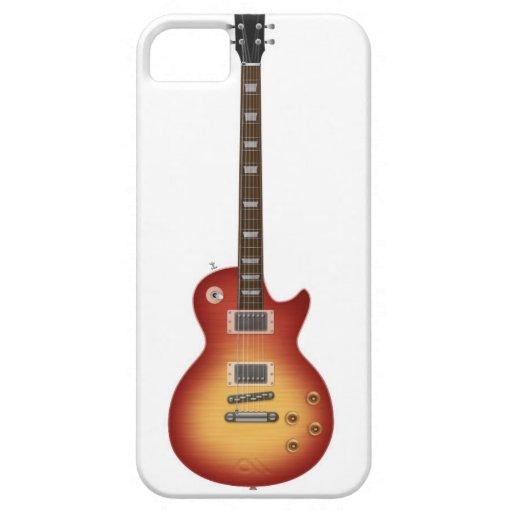 Guitarra iPhone 5 Case-Mate Carcasas