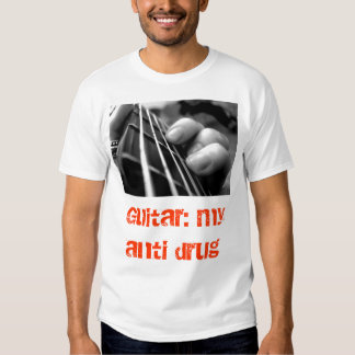 Guitarra, mi droga anti camisas