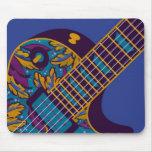 Guitarra Mousepad Alfombrilla De Raton