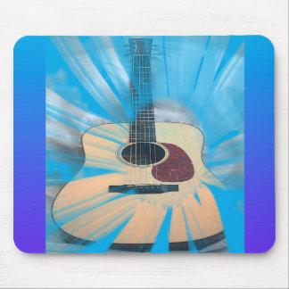 Guitarra Mousepad de Taylor Tapete De Ratón