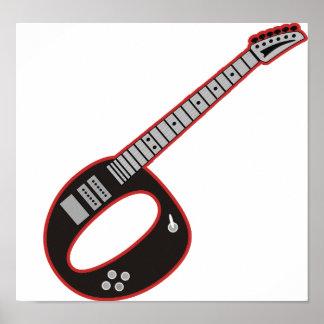 Guitarra O Póster