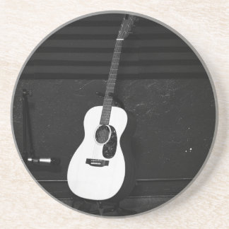 Guitarra Posavasos Diseño