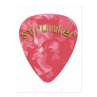 Guitarra Strummer Postales