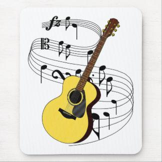 Guitarra Alfombrilla De Ratón