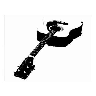 Guitarra Tarjetas Postales