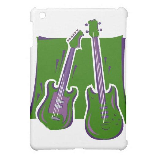 guitarra y green.png estilizado bajo