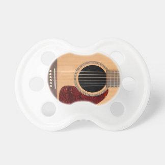 Guitarras acústica de la secuencia de Dreadnought  Chupetes