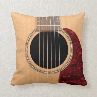 Guitarras acústica de la secuencia de Dreadnought  Almohada
