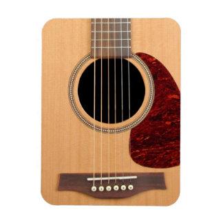 Guitarras acústica de la secuencia de Dreadnought Imán Rectangular