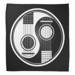 Guitarras acústicas blancas Yin Yang