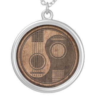 Guitarras acústicas Yin Yang con el efecto de made Colgante Redondo