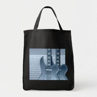 Guitarras de la roca bolsa