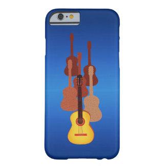 Guitarras dinámicas funda barely there iPhone 6