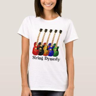 Guitarras eléctricas de la dinastía de la playera