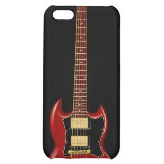 Guitarras eléctricas del heavy (rojas)