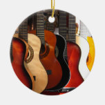Guitarras Ornamentos De Reyes Magos