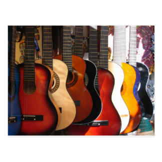 Guitarras Postales