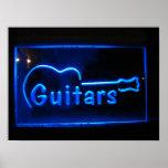 Guitarras Posters