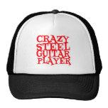 Guitarrista de acero loco
