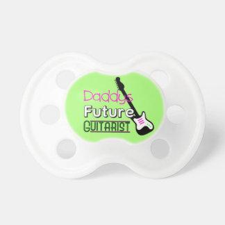 Guitarrista del futuro de Daddys Chupete