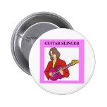 Guitarrista del guitarrista pin