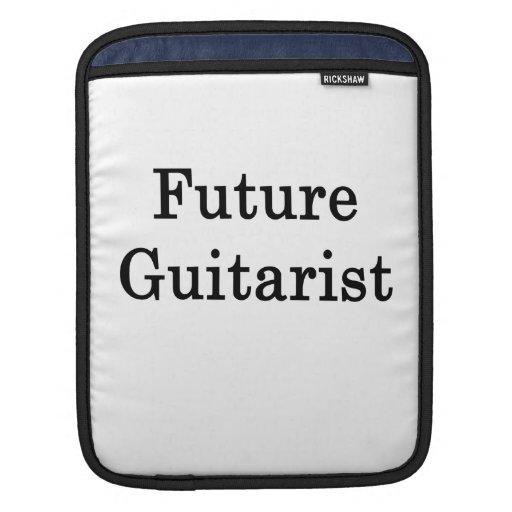Guitarrista futuro fundas para iPads