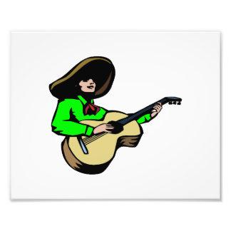 guitarrista mexicano green.png arte con fotos