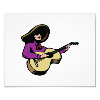 guitarrista mexicano purple.png impresiones fotograficas