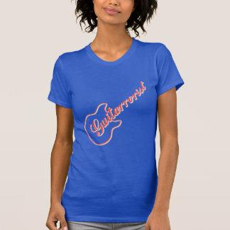 Guitarrorist 715 T-Shirt