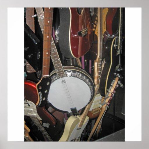 Guitars @ EMP Poster