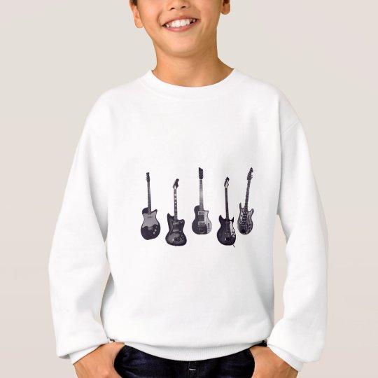 Guitars in Place Sweatshirt