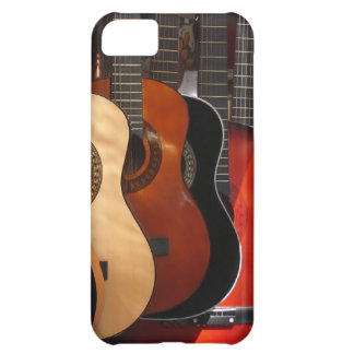 Guitars iPhone 5C Cases