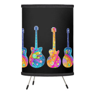 GUITARS Pop Art LAMPS