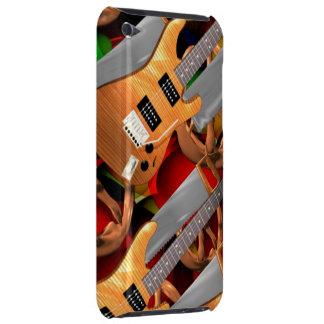 Guitars & saws make music iPod case-mate case