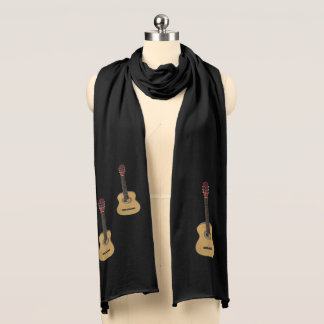 Guitars Scarf