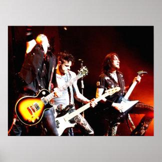 GuitarX3 Posters