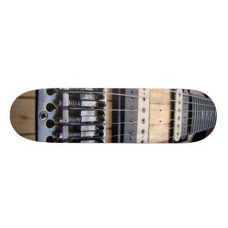 Guiter skateboard