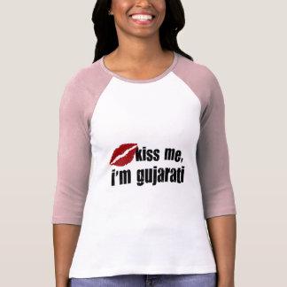 Gujrati Kiss Shirt