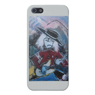 GULAG GUITARIST iPhone SE/5/5s CASE