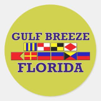 Gulf Breeze Sticker
