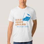 Gulf Coast Angler T-shirt