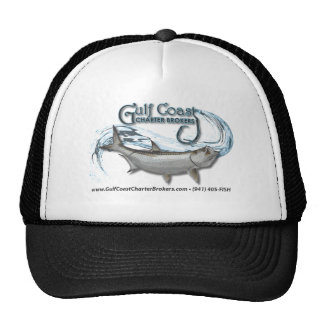 Gulf Coast Charter Brokers - Logo Trucker Hat
