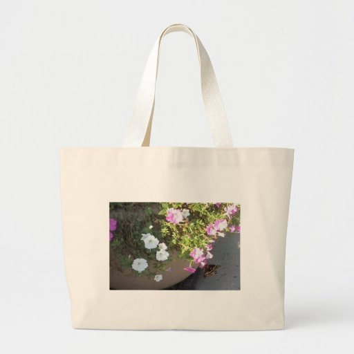 Gulf Coast Flowers, Beaches and Landscapes Canvas Bag