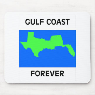Gulf Coast Forever Mouse Pad