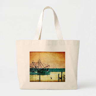 Gulf Coast Jumbo Tote Bag